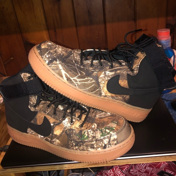 Nike Air Force 1 High '07 LV8 3 Realtree